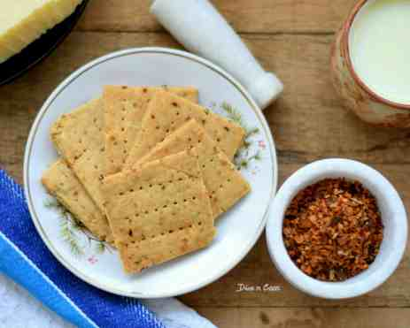 cheese-crackers