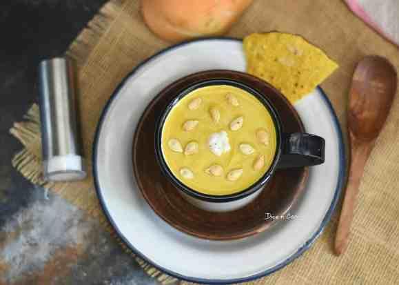 grilled-onion-pumpkin-soup
