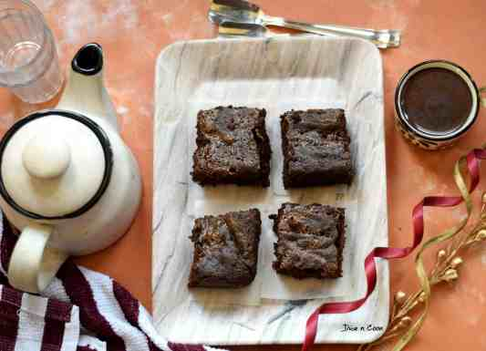 millet-brownies