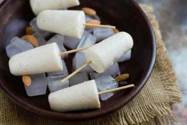 almond-milk-kulfi
