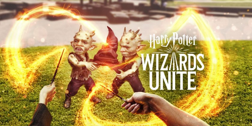 Harry Potter: Wizards unite open beta