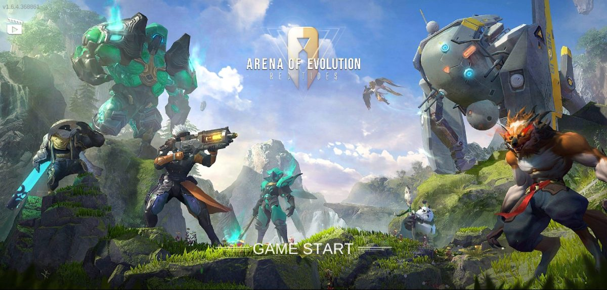 Arena of Evolution: Red Tides looks a lot like Auto Chess, now in soft launch