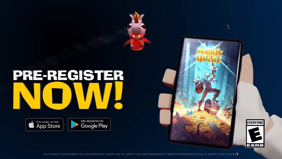 The Mighty Quest for Epic Loot officially heads to mobile this July