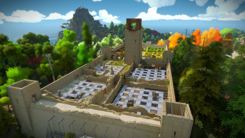 The Witness playstation plus asia free games may 2019