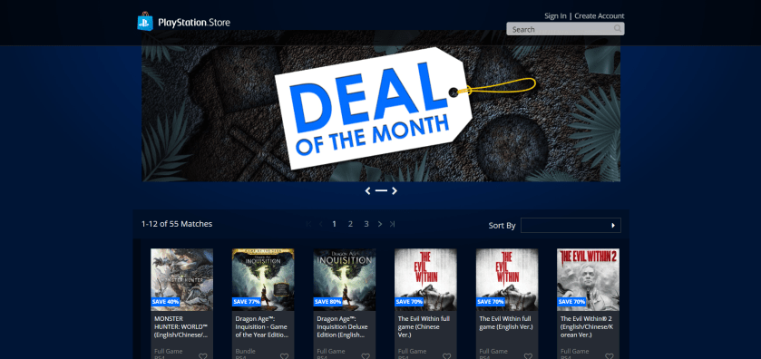PlayStation Asia May 2019 Sale