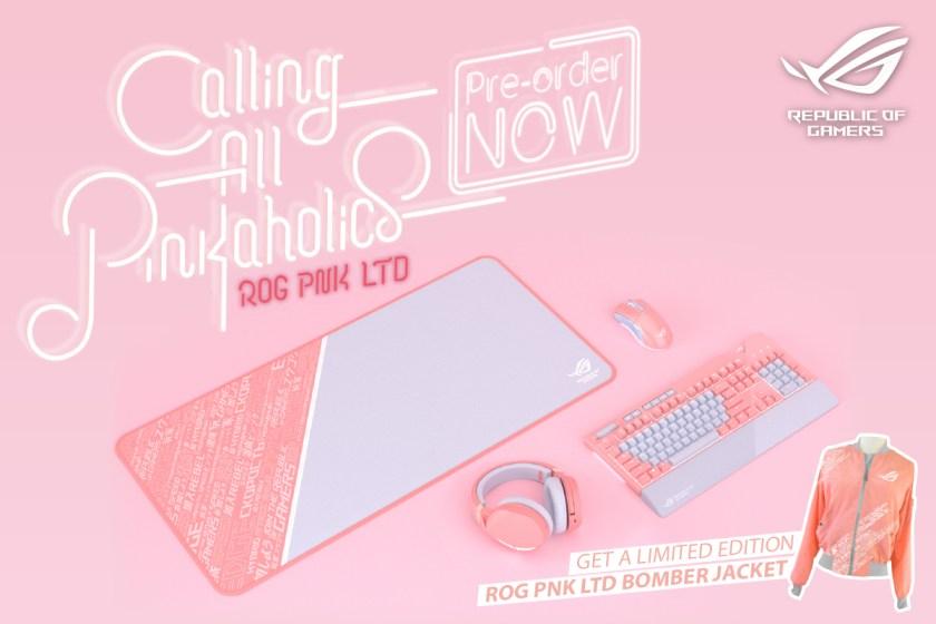 ROG Pink LTD