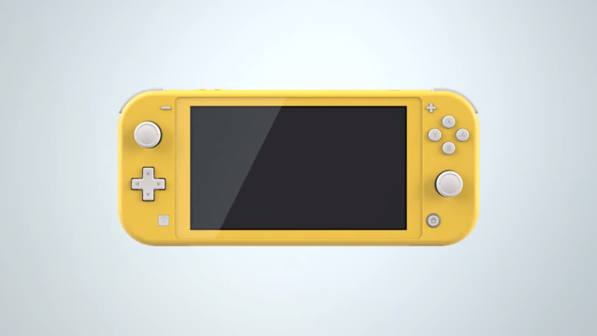The Nintendo Switch Lite Yay Or Nay Dice Amp D Pads