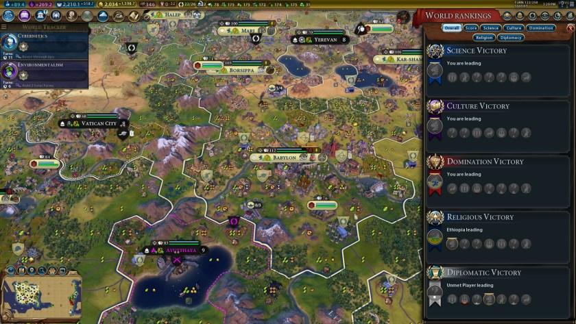 bablyon civilization vi