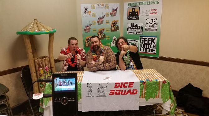 Ground Hog Day Gaming Retreat 2017