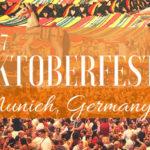 Chiêm ngưỡng lễ hội bia độc đáo nhất thế giới Oktoberfest