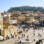 Athens: Thành phố châu Âu mến khách