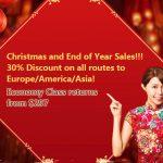 Săn vé máy bay giá rẻ đi châu Âu chỉ từ 512 USD với AirChina nhân dịp cuối năm