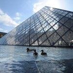 Pháp di dời các tác phẩm trong bảo tàng Louvre do lo ngại ngập lụt