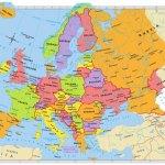 Biên giới các nước châu Âu thay đổi như thế nào trong 1000 năm qua?