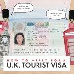 Hướng dẫn làm visa du lịch UK từ 1 nước thứ ba (Schengen)