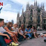 Thông báo tuyển sinh đại học đối với sinh viên nước ngoài tại Italy