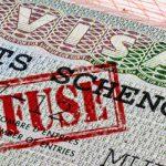 Những lý do bị từ chối thị thực Schengen