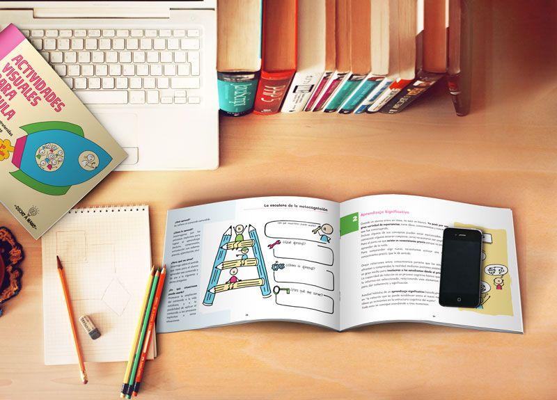 Libro Actividades Visuales
