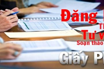 Thay đăng ký kinh doanh: Thêm hoặc rút ngành nghề đăng ký kinh doanh