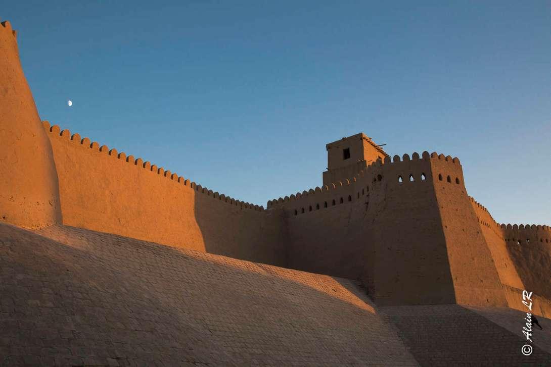 Khiva la ville musée