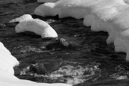 l'eau, l'hiver