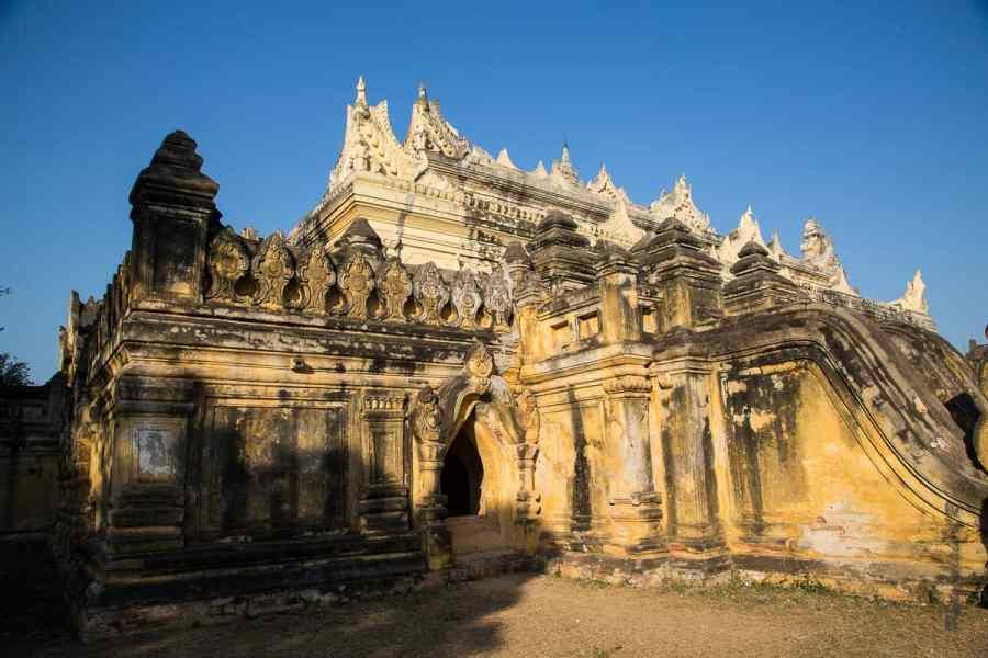 Le monastère Maha Aungmye Bonzan