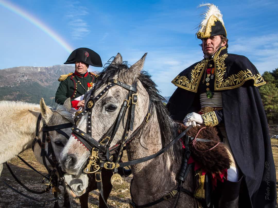 Le retour de Napoléon, c'était il y a deux cents ans !
