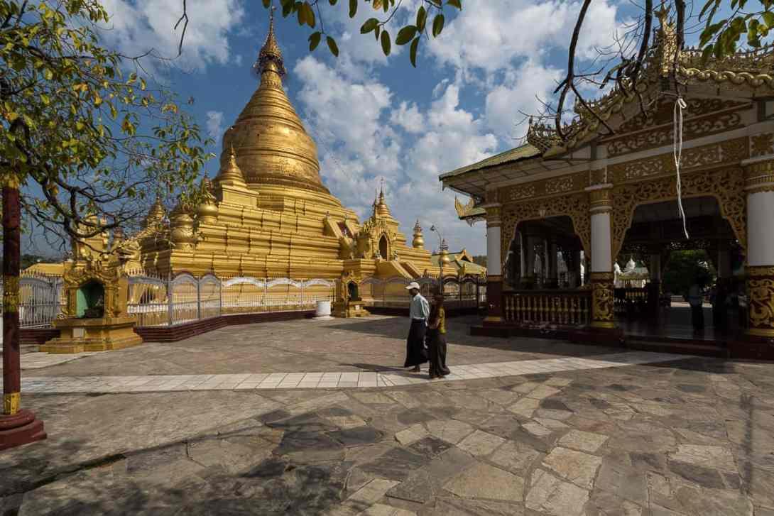 Mandalay et Mingun