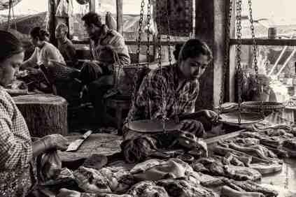 La bouchère - Sagaing
