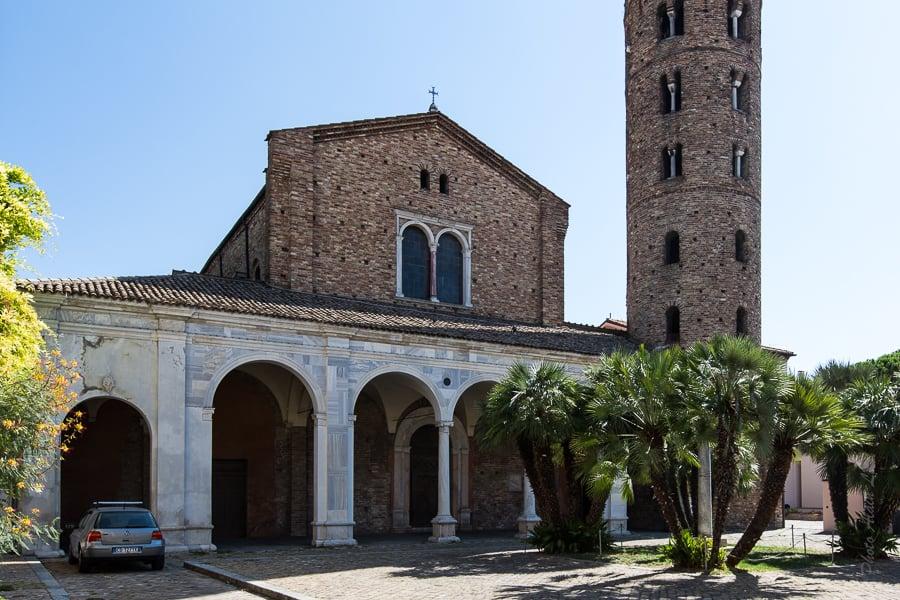 Basilique Sant'Apollinare Nuovo