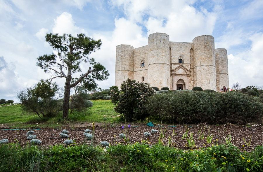 Les mystères du Castel del Monte