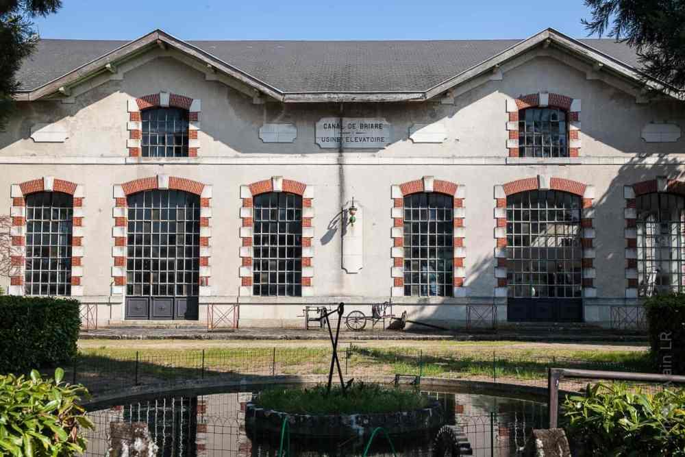 usine élévatoire du Canal de Briare