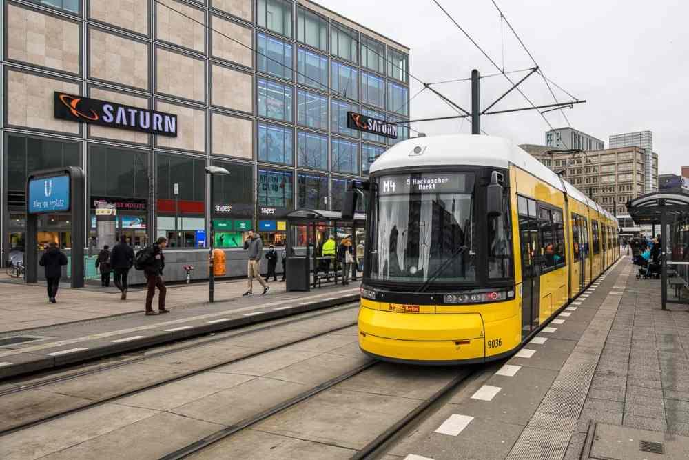 Transports en commun - Alexander Paltz