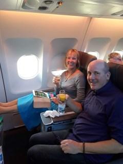Air Transat Business class