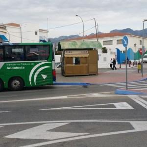 Alsa Bus Stop Nerja