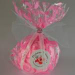Strawberry Bath Bomb
