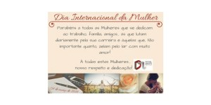 Dia Internacional da Mulher da D&M