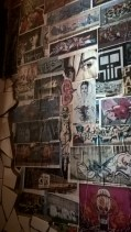 Art Hostel artwork.