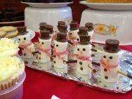 Snowmen advancing...