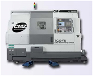 cmz_tc25b_ty_with_fanuc_32t_control