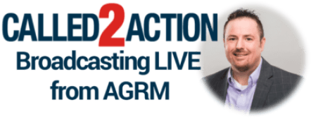 Shawn Saunders Guest Hosts Called2Action from AGRM