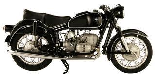 מושא האופנוענות הראשון שלי