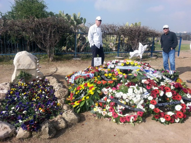 דיקמן קבר שרון