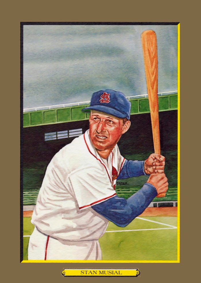 Card 11- Stan Musial
