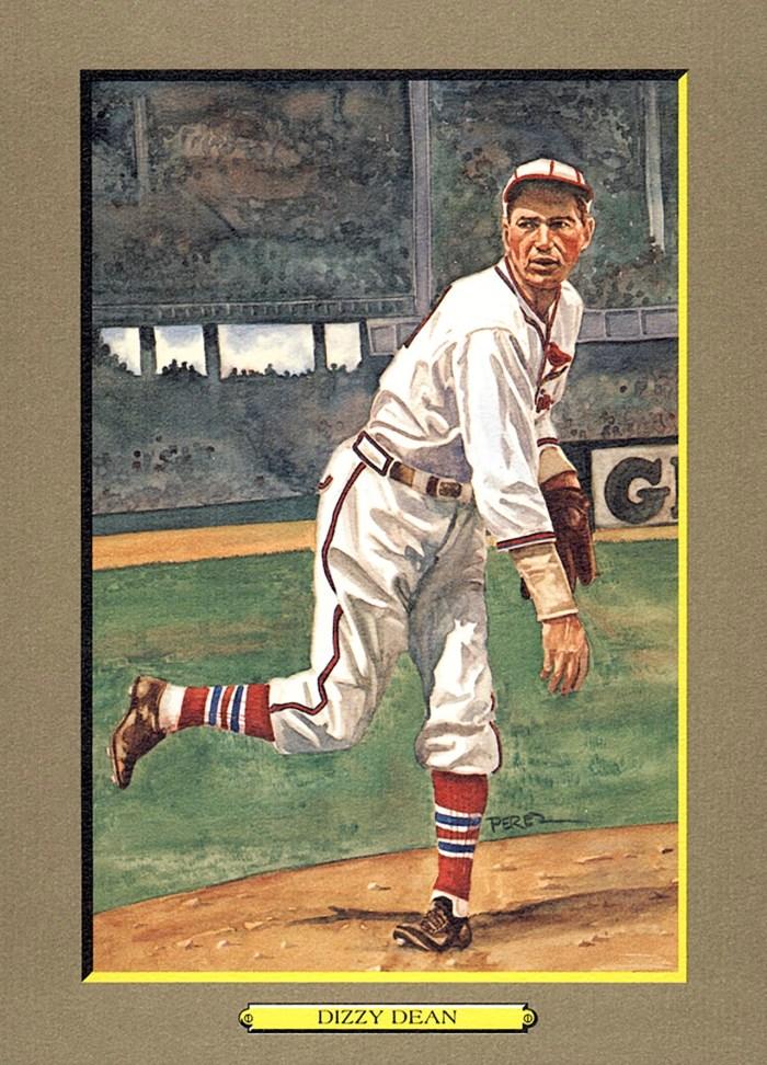 Card 18- Dizzy Dean