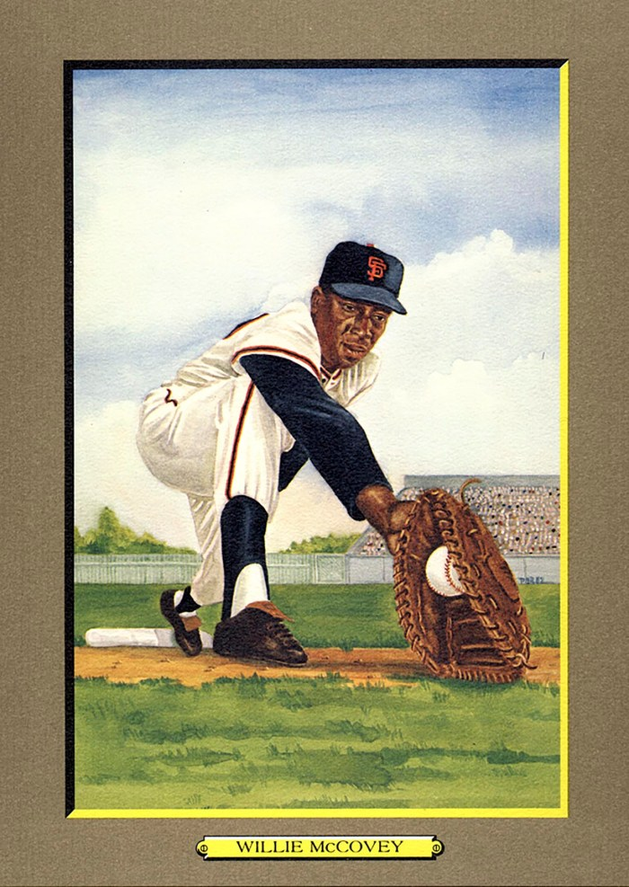 Card 22- Willie McCovey