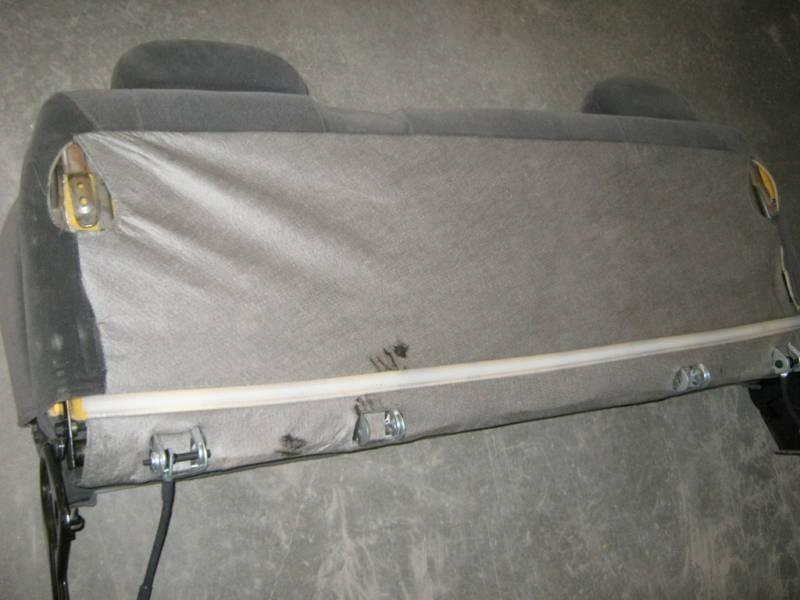 99 06 Chevy Silverado Gmc Sierra Extended Cab Gray Cloth