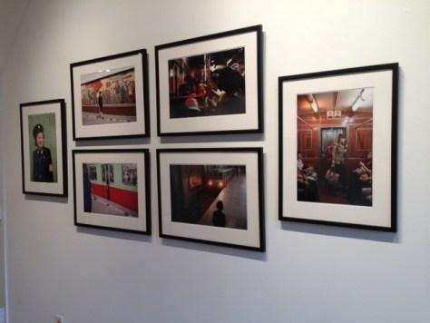 Griffin Atelier North Korea Exhibition