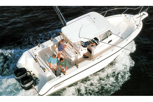 1999 28 BOSTON WHALER 28 OUTRAGE For Sale In San Diego