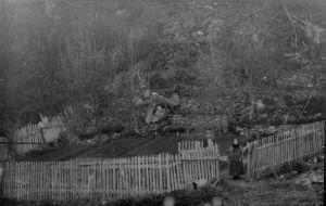 Ferinand Landbergs terassodling i Borkhult